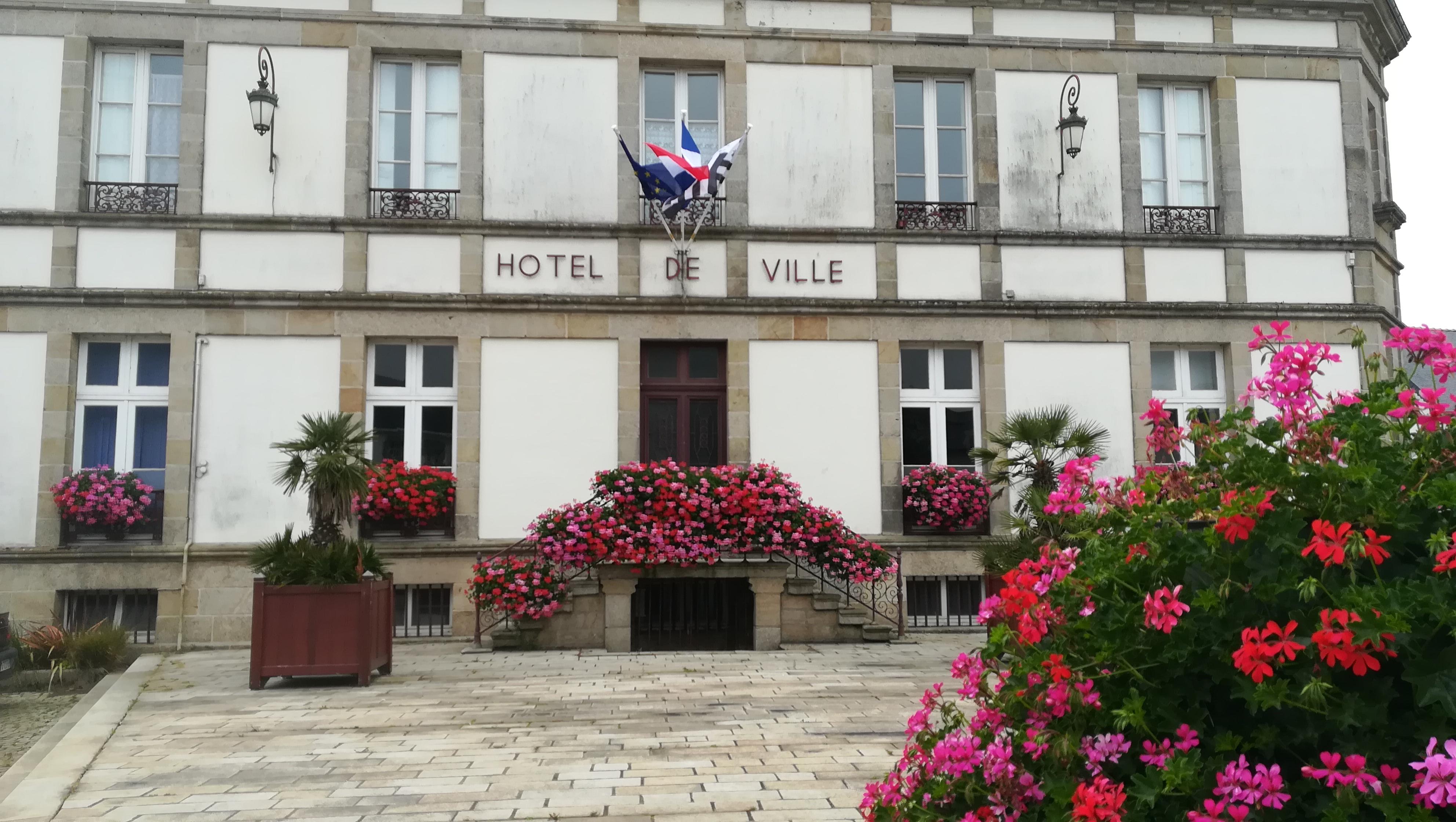 Accueil Mairie