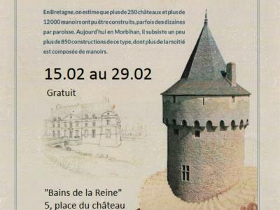 Expo Portraits de châteaux