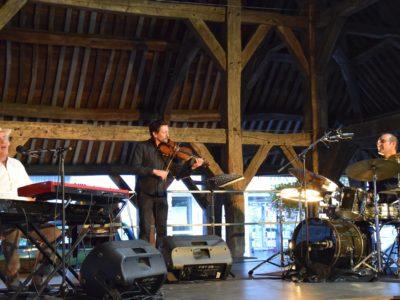 François LE ROUX Trio - Concert